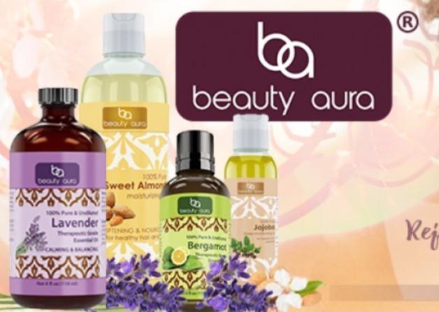 精选多款Beauty Aura 100%纯净精油 最高立减7加元,折后低至 11.54加元!
