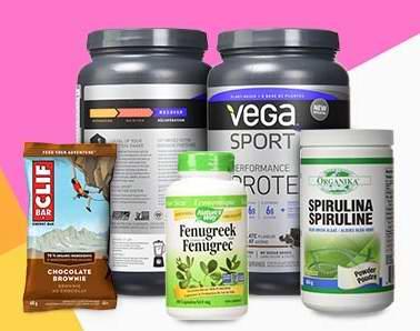 精选79款 Vega、Bayer、Nature's Way 等品牌营养保健品特价销售,满60加元额外立省20加元!
