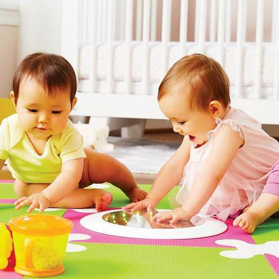 Munchkin Galaxy Light up 多彩灯光 婴幼儿游戏垫4.7折 61.13加元特卖