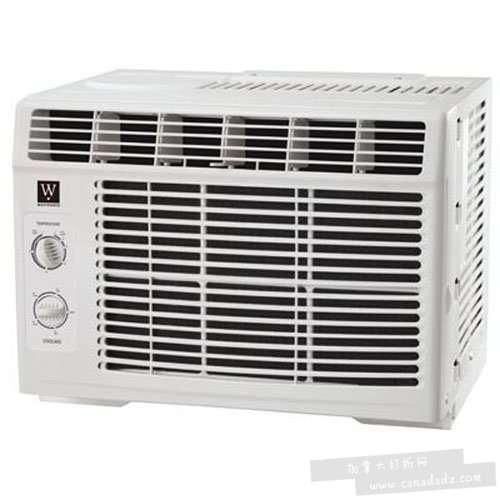 白菜价!历史新低!Midea 美的 MWK-05CMN1-BI7 5000 BTU 窗式制冷空调机2.4折 86.96加元包邮!