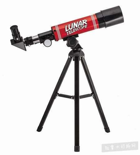 历史新低!Discover with Dr. Cool 儿童月球 天文望远镜4.2折 37.99加元限量特卖并包邮!