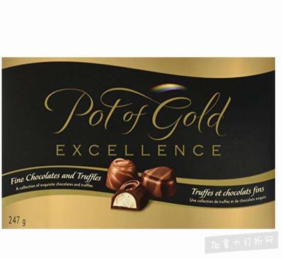 精选 Hershey's 好时 盒装巧克力 3.66加元起特卖!