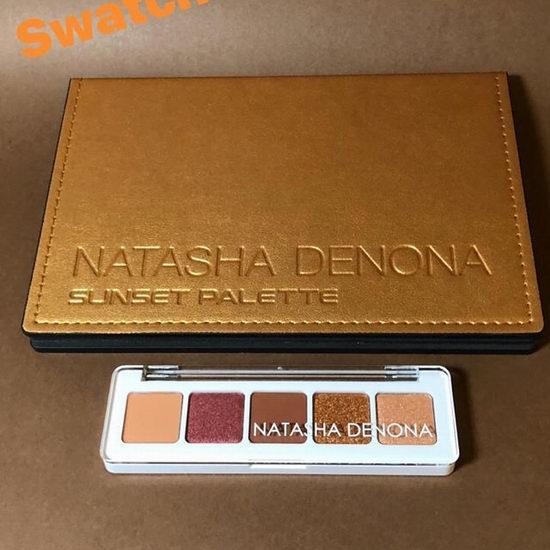 Natasha Denona 迷你日落盘 3月8日Sephora独家发售,手慢无!