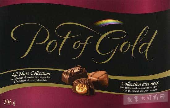 历史新低!精选2款 Hershey's 好时 盒装巧克力4.8折 3.82-3.99加元!