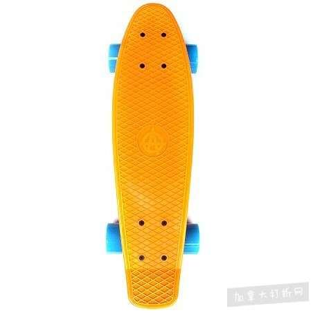历史新低!Alliance Skateboards 迷你滑板3.5折 23.49加元!