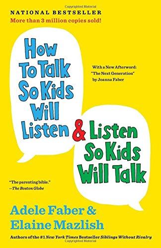 销量冠军!畅销书《如何说孩子才会听,怎么听孩子才肯说》4.9折 12.24加元!