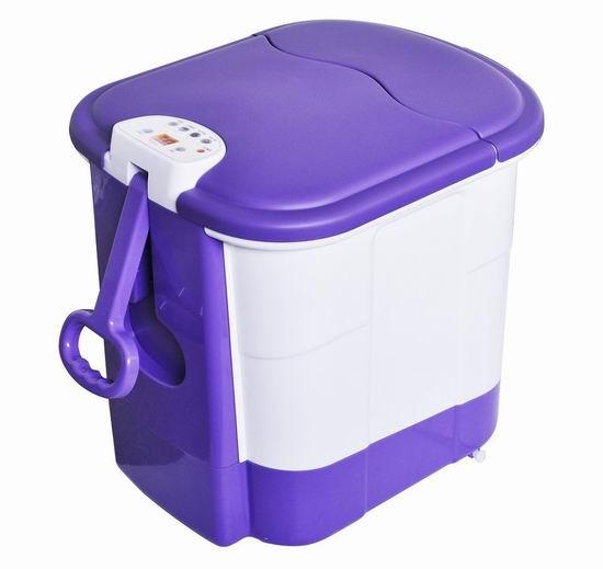 历史新低!Kendal FBD2535 豪华全自动 按摩洗脚恒温 深度足浴盆4.2折 188.98加元包邮!