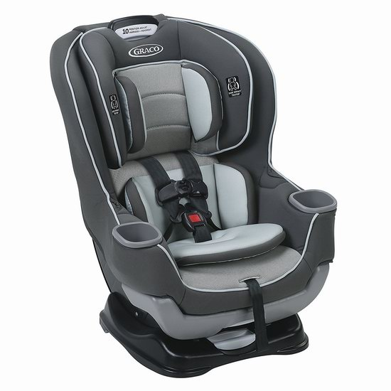 Graco Extend2Fit双向婴幼儿汽车座椅 199.97加元包邮!