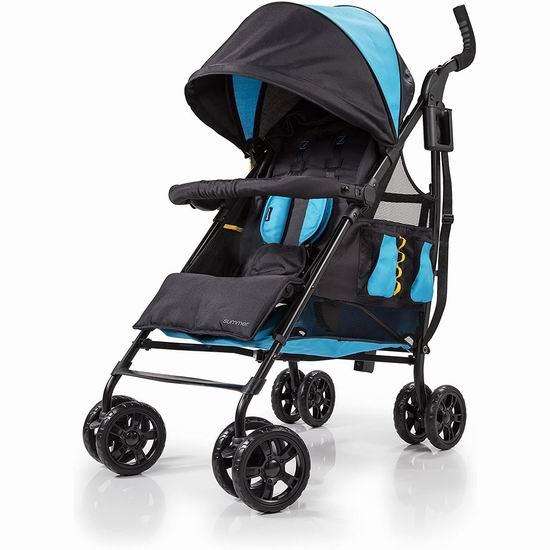 近史低价!Summer Infant 32683 3Dtote CS+ 超大储物 婴儿推车5.2折 104.03加元包邮!