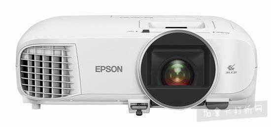 历史最低价!Epson 爱普生 Home Cinema 2100 1080p 3LCD 家庭影院投影仪 747.99加元包邮!