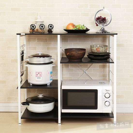 Soges 171 三层式 厨房收纳桌 55加元限量特卖并包邮!