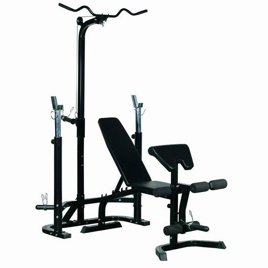 历史新低!Soozier A91-035 多功能健身凳 299.99加元包邮!