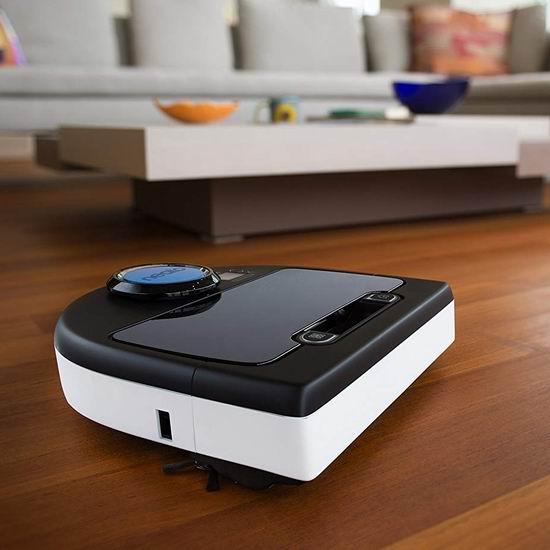 历史新低!Neato Robotics Botvac D80 次旗舰 智能扫地机器人4.4折 305.14加元包邮!