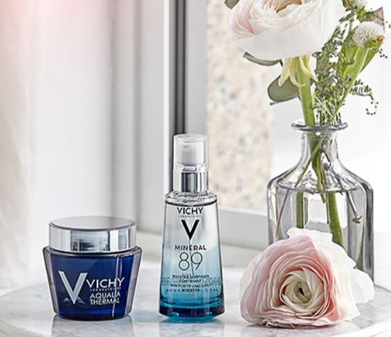 Vichy 薇姿 全场满60加元立减10加元,满80加元立减15加元,满100加元立减20加元!