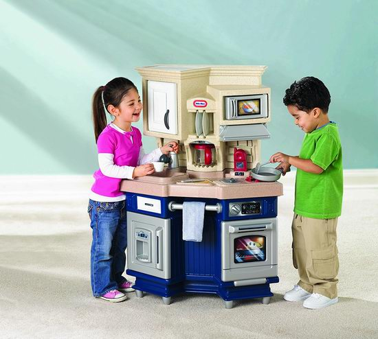 Little Tikes 超级厨师 厨房玩具套装6.6折 99.97加元包邮!