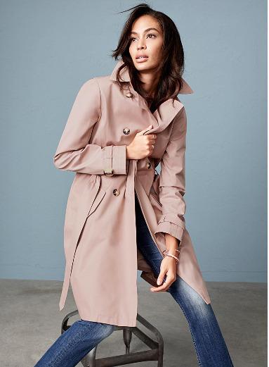 Simons 精选女款风衣、冬季外套 5折起+包邮!