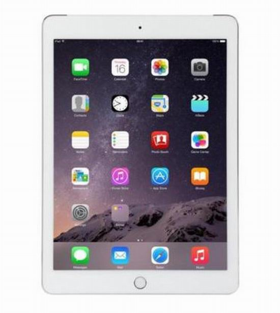 翻新Apple 苹果 iPad Air 2 MH2N2LL/A  Apple A8X 64 GB 9.7英寸平板电脑 349.59加元,原价 409.57加元,包邮