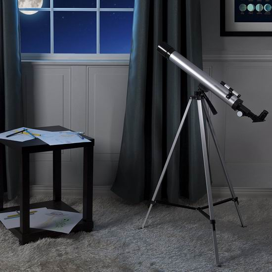 白菜价!历史新低!Hey! Play! 反射式儿童天文望远镜1.4折 14.95加元清仓!