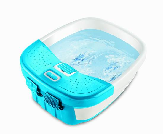 Homedics FB-50 水疗按摩足浴盆7.1折 34.97加元