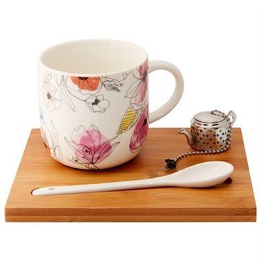精选超可爱茶具、水杯、装饰品、毛毯等2.5折起!售价低至2加元!全场包邮!