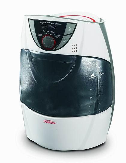 历史新低!Sunbeam Designer Series 3升 暖雾加湿器4.4折 40加元清仓并包邮!