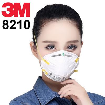 历史新低!3M 8210 N95 专业防雾霾口罩(20件)4.8折 13加元!