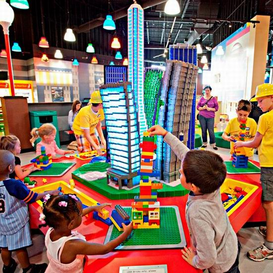亲子游好去处!多伦多 Legoland 乐高世界探知馆 门票 18加元!