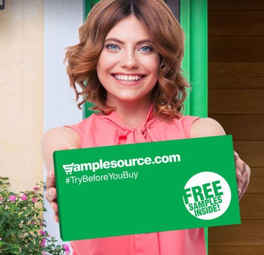 速抢!Samplesource 2020春季大量免费试用品申请上线了!