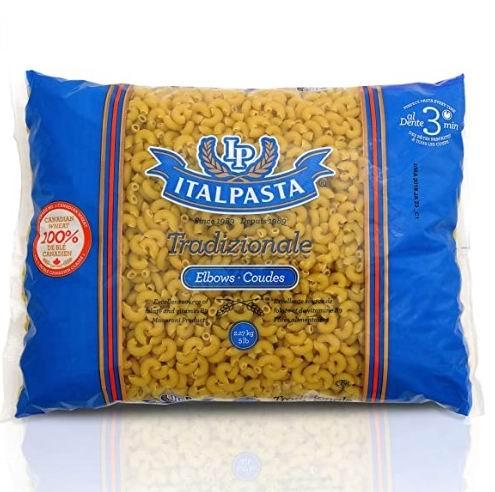 Italpasta 意大利面条 0.99加元起!