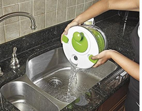 Cuisinart CTG-00-SASC 沙拉果蔬沥干器 19.99加元,原价 24.99加元