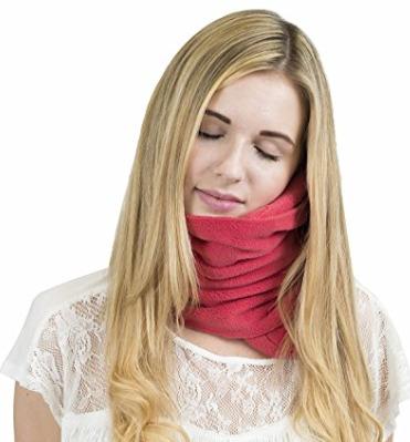 Trtl Pillow 旅行必备神器颈部支撑枕 34.95加元(2色),原价 52.65加元