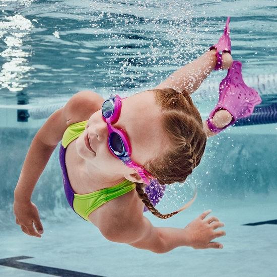 Speedo Skoogles儿童游泳护目镜 11.94加元特卖!