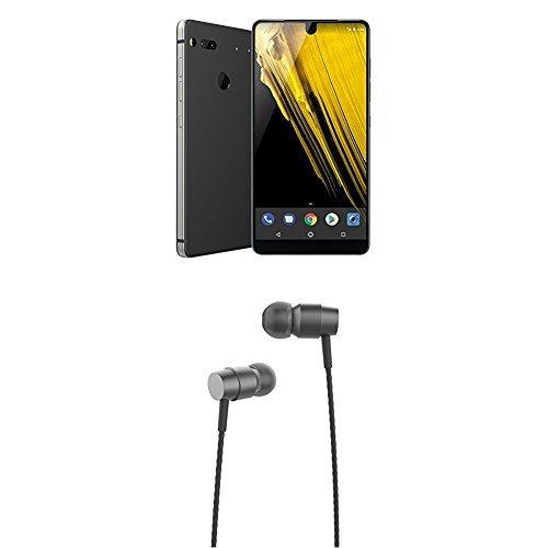 白菜价!历史新低!Essential Phone 128GB 5.7寸 陶瓷钛合金 全面屏 解锁版智能手机+高清耳机4.2折 325加元包邮!3色可选!会员专享!