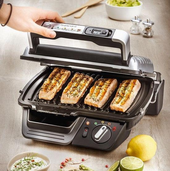 历史新低!T-fal GC451B52 1800W SuperGrill 电烤炉4折 59.99加元包邮!
