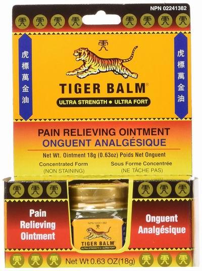 Tiger Balm 虎标万金油(18克) 5.67加元+包邮!