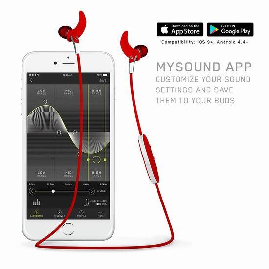 手慢无!历史新低!Jaybird Freedom 无线蓝牙运动耳机3.4折 75.37加元清仓并包邮!