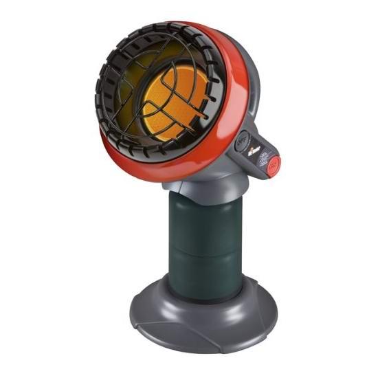 售价大降!历史新低!Mr. Heater MH4B Little Buddy 3800-BTU 便携式燃气红外加热取暖器3.9折 44.99加元包邮!