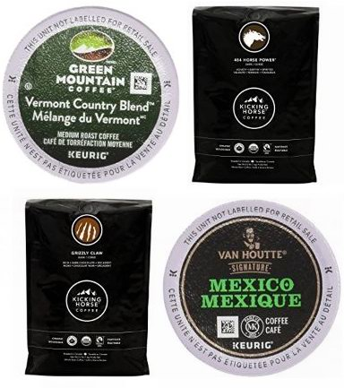 金盒头条:精选 Kicking Horse、Green Mountain、Van Houtte 等品牌有机咖啡及咖啡胶囊5.6折起!