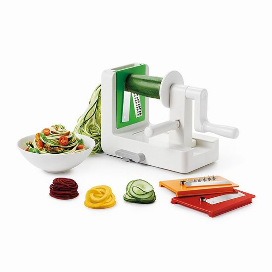 历史新低!OXO Good Grips 带3个刀头 蔬菜切条机 39.99加元包邮!