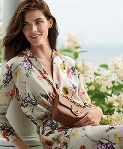 入平价杀手包! Lauren Ralph Lauren 时尚美包4折起+额外8.5折!折后低至29.58加元!