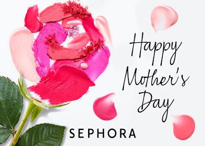 母亲节特卖:Sephora 电子礼品卡 买100加元送20加元!