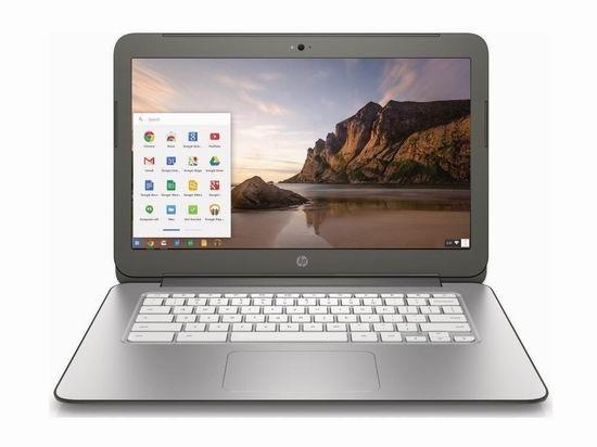 历史新低!HP 惠普 Chromebook 14英寸谷歌笔记本电脑4.7折 211.11加元包邮!