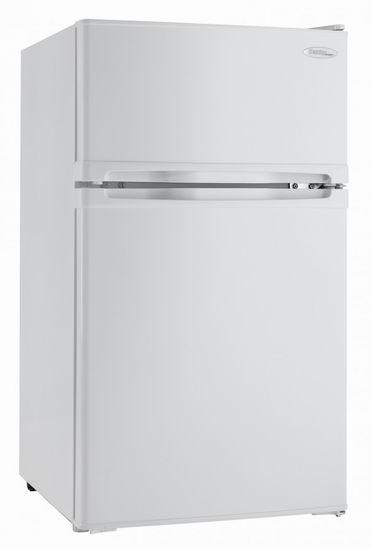 黑五专享:近史低价!Danby Designer 3.1 紧凑型 双开门节能冰箱6.7折 199.97加元包邮!