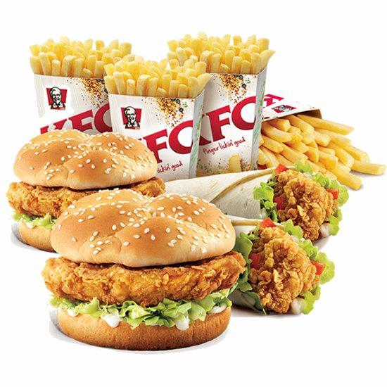 KFC 肯德基 2018年秋季优惠券出炉,9月30日前有效!