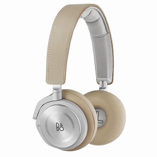 B&O PLAY by Bang & Olufsen Beoplay H8 蓝牙无线降噪 头戴式耳机4.7折 299.99加元包邮!2色可选!会员专享!