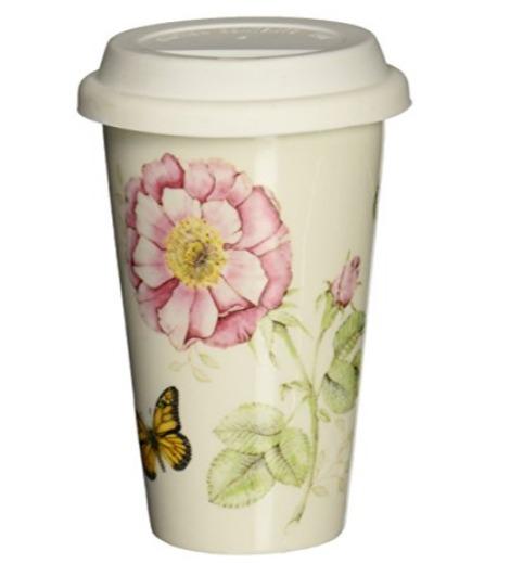 Lenox 10盎司蝶恋花旅行杯 11.99加元,原价 20.87加元