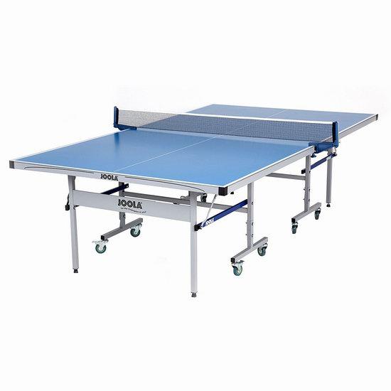 销量冠军!JOOLA 德国优拉 Nova DX 室内/室外两用 乒乓球桌3.5折 382.46加元包邮!