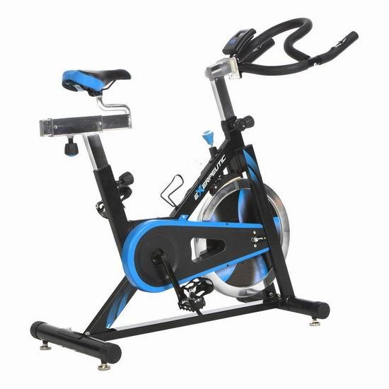 近史低价!Exerpeutic 1220 LX7 心率监控 家用健身自行车6折 235加元包邮!