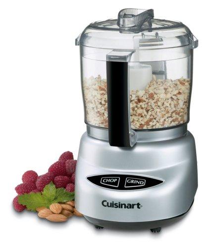 Cuisinart 美康雅 DLC-2ABC Mini-Prep Plus 3杯量 迷你食物料理机/搅拌机6.1折 58.57加元包邮!