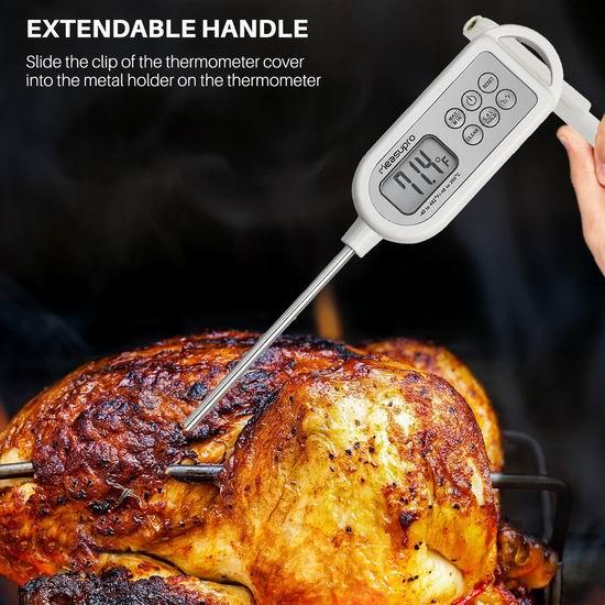 白菜价!历史新低!MeasuPro 探针式数字温度计1.4折 4.99加元清仓!